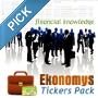 Ekonomys Tickers Pack