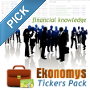 Ekonomys Tickers Pack